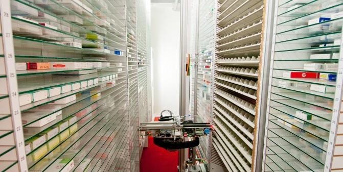 Novedoso sistema de recogida de medicamentos